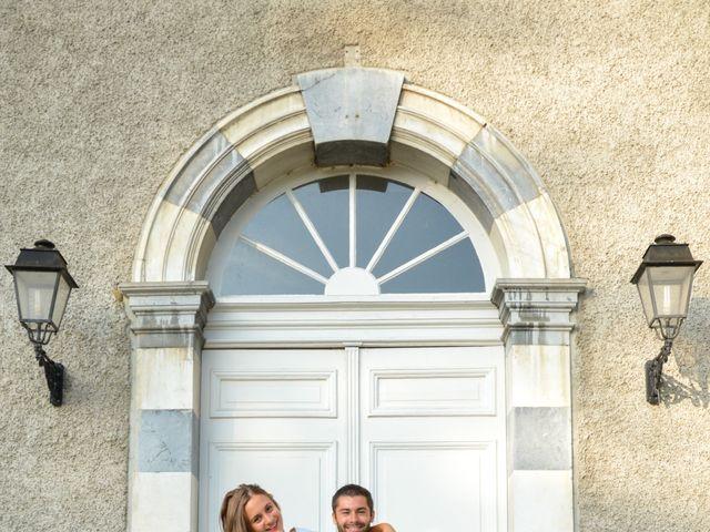Le mariage de Jérémie et Marion à Andoins, Pyrénées-Atlantiques 3