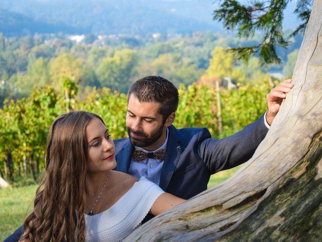 Le mariage de Jérémie et Marion à Andoins, Pyrénées-Atlantiques 1