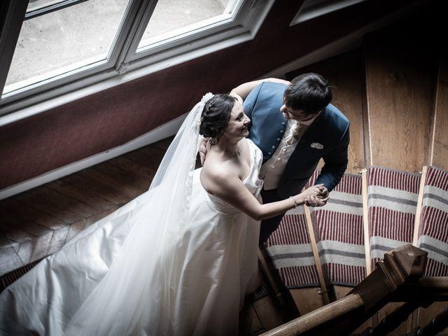 Le mariage de Romain et Nicol à Gouvieux, Oise 21