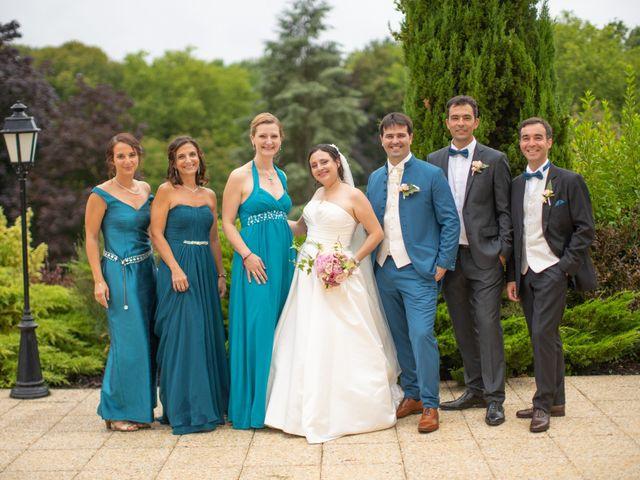 Le mariage de Romain et Nicol à Gouvieux, Oise 27