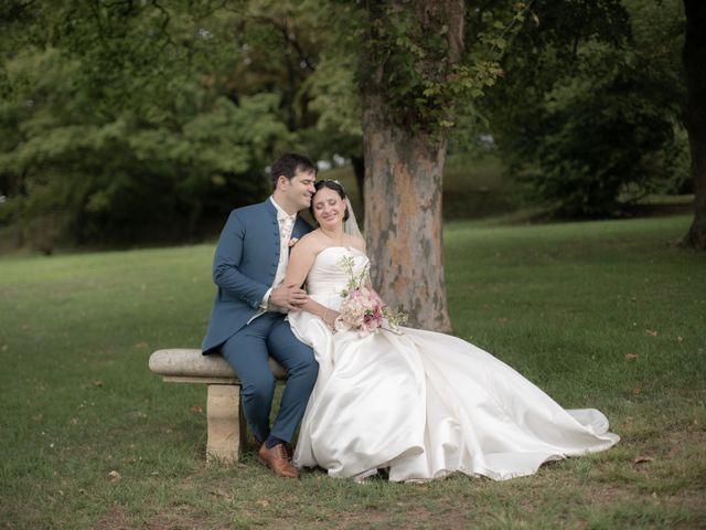Le mariage de Romain et Nicol à Gouvieux, Oise 29