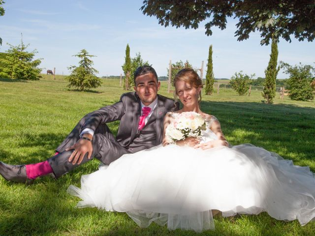 Le mariage de Alexis et Lorrie à Villeneuve-le-Roi, Val-de-Marne 77