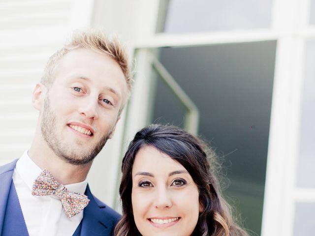 Le mariage de Maxime et Camille à Saint-Valérien, Yonne 15