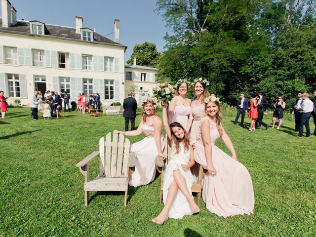 Le mariage de Maxime et Camille à Saint-Valérien, Yonne 33