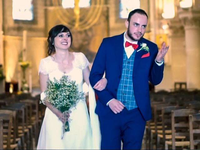 Le mariage de Géraldine et Maxime à Versailles, Yvelines 10