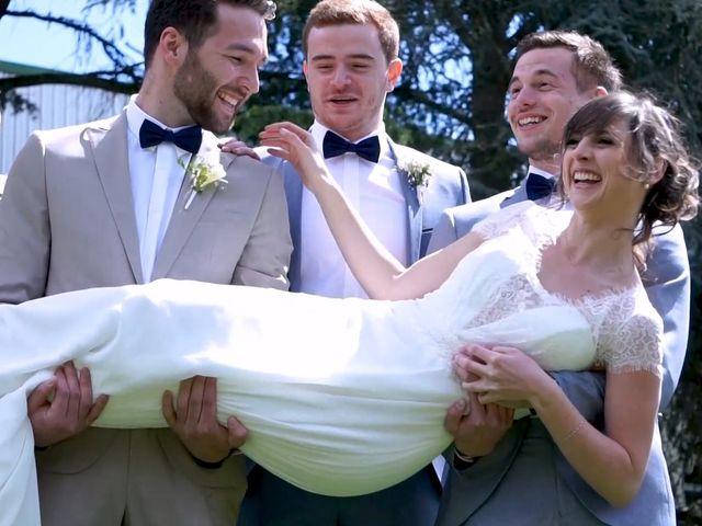 Le mariage de Géraldine et Maxime à Versailles, Yvelines 34
