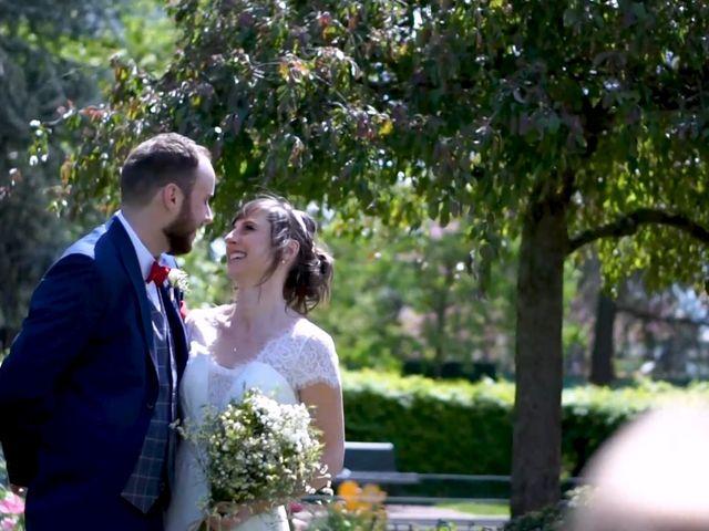 Le mariage de Géraldine et Maxime à Versailles, Yvelines 41