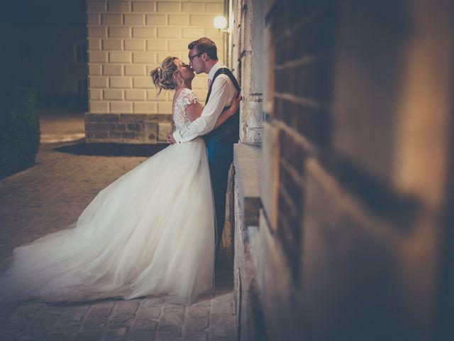 Le mariage de Ulrich et Céline à Ranchicourt, Pas-de-Calais 11