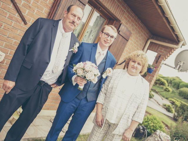 Le mariage de Ulrich et Céline à Ranchicourt, Pas-de-Calais 17
