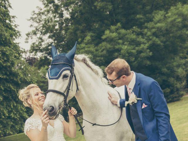 Le mariage de Ulrich et Céline à Ranchicourt, Pas-de-Calais 21