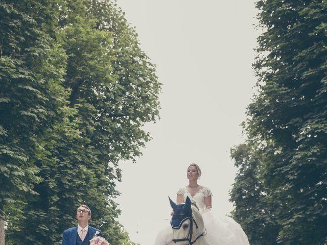 Le mariage de Ulrich et Céline à Ranchicourt, Pas-de-Calais 24