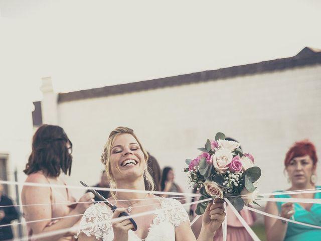 Le mariage de Ulrich et Céline à Ranchicourt, Pas-de-Calais 1
