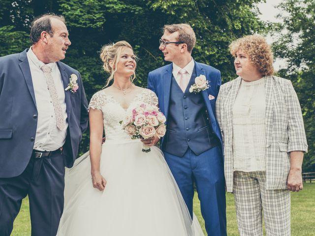Le mariage de Ulrich et Céline à Ranchicourt, Pas-de-Calais 54