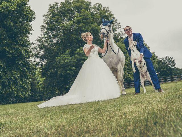 Le mariage de Ulrich et Céline à Ranchicourt, Pas-de-Calais 56