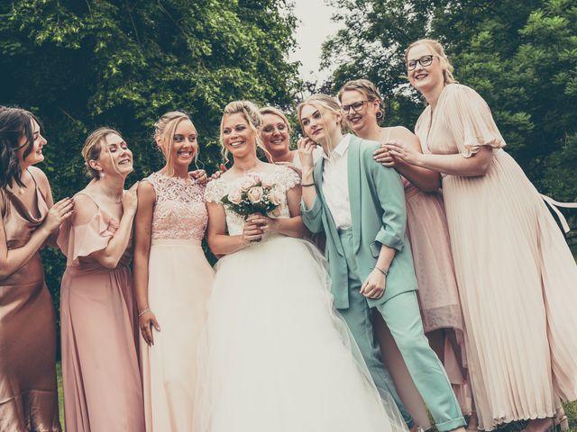 Le mariage de Ulrich et Céline à Ranchicourt, Pas-de-Calais 59