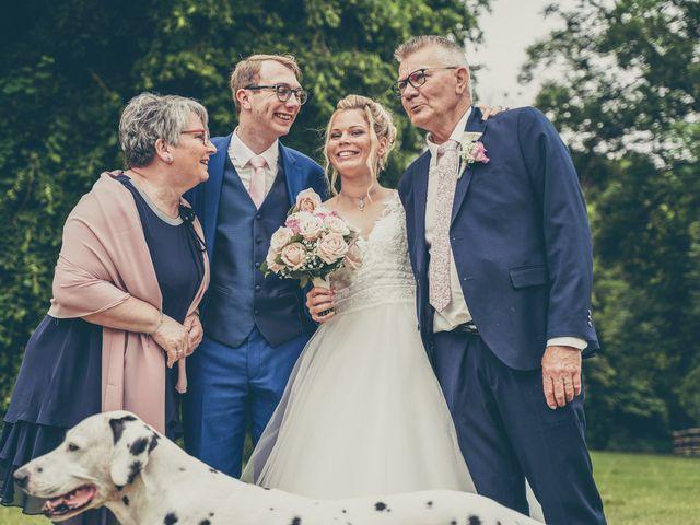 Le mariage de Ulrich et Céline à Ranchicourt, Pas-de-Calais 63
