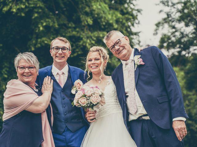 Le mariage de Ulrich et Céline à Ranchicourt, Pas-de-Calais 64
