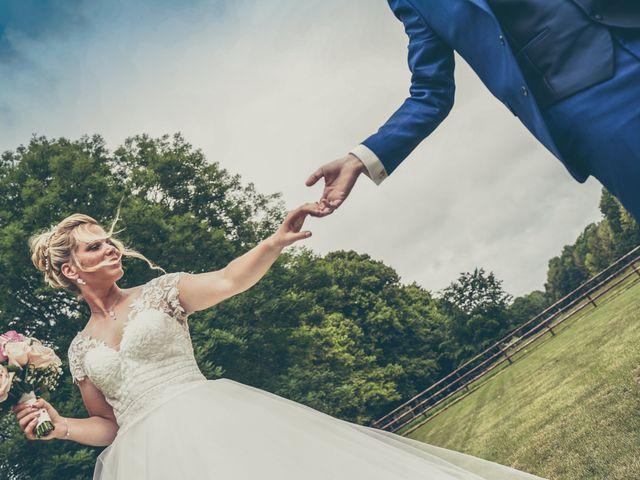 Le mariage de Ulrich et Céline à Ranchicourt, Pas-de-Calais 72