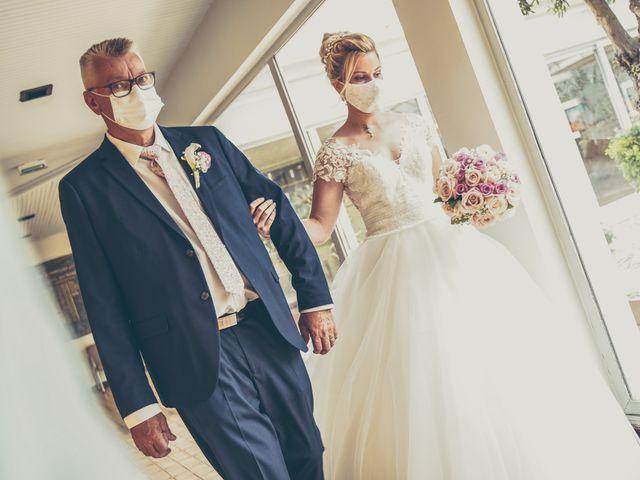 Le mariage de Ulrich et Céline à Ranchicourt, Pas-de-Calais 78