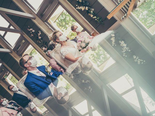 Le mariage de Ulrich et Céline à Ranchicourt, Pas-de-Calais 79