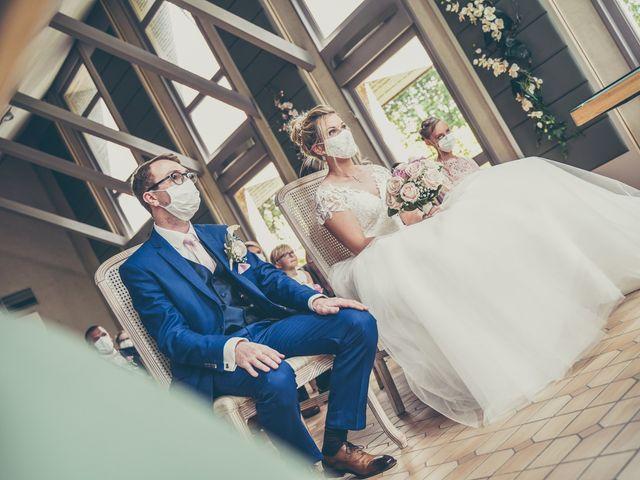 Le mariage de Ulrich et Céline à Ranchicourt, Pas-de-Calais 80