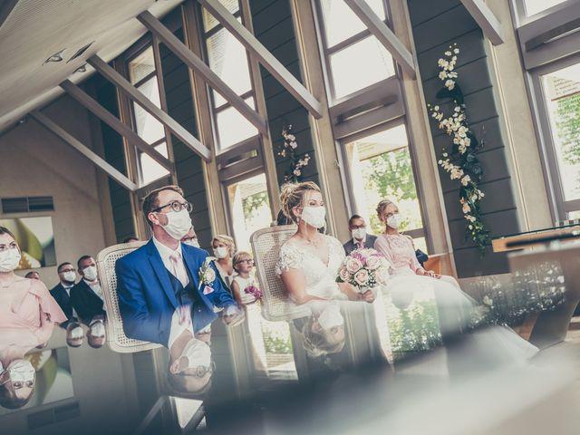 Le mariage de Ulrich et Céline à Ranchicourt, Pas-de-Calais 81