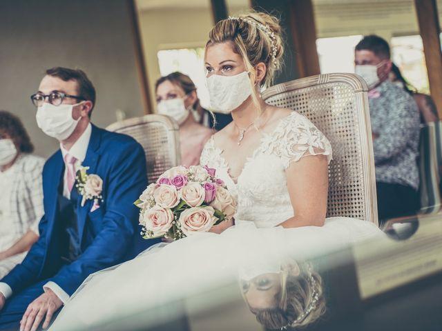 Le mariage de Ulrich et Céline à Ranchicourt, Pas-de-Calais 82