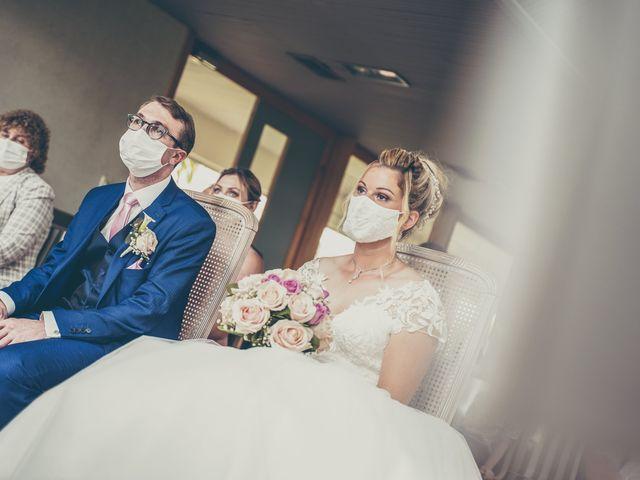 Le mariage de Ulrich et Céline à Ranchicourt, Pas-de-Calais 83