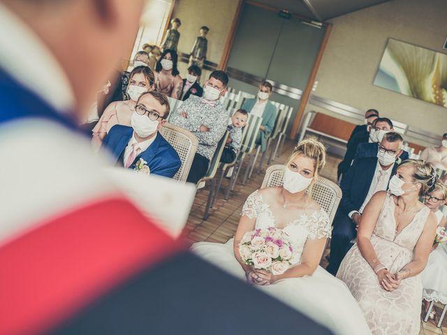 Le mariage de Ulrich et Céline à Ranchicourt, Pas-de-Calais 84