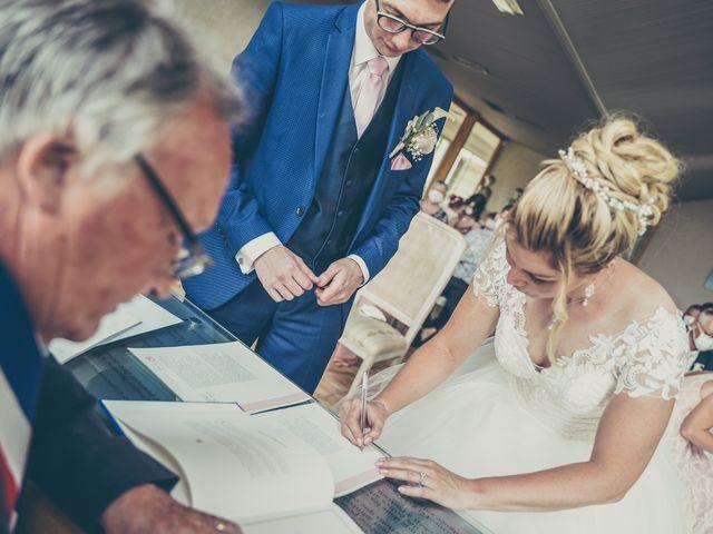 Le mariage de Ulrich et Céline à Ranchicourt, Pas-de-Calais 85