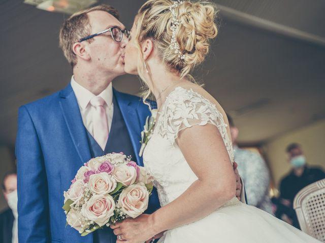 Le mariage de Ulrich et Céline à Ranchicourt, Pas-de-Calais 87