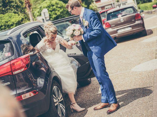 Le mariage de Ulrich et Céline à Ranchicourt, Pas-de-Calais 91