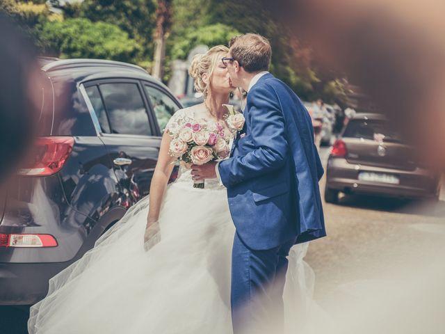 Le mariage de Ulrich et Céline à Ranchicourt, Pas-de-Calais 92