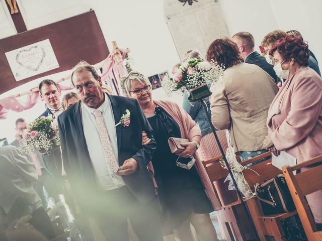 Le mariage de Ulrich et Céline à Ranchicourt, Pas-de-Calais 96