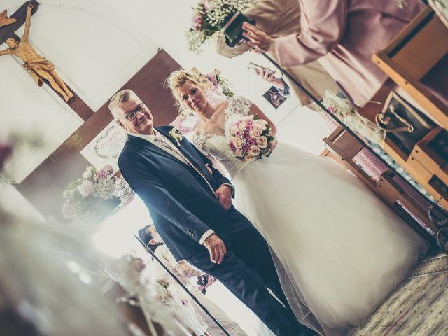 Le mariage de Ulrich et Céline à Ranchicourt, Pas-de-Calais 99