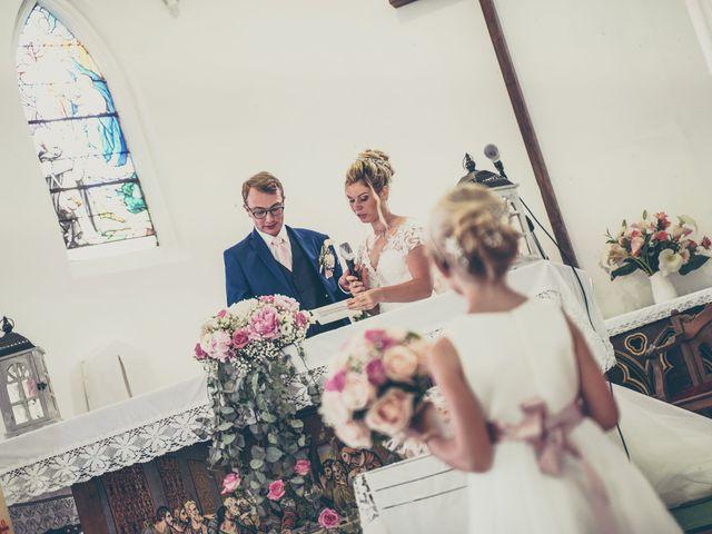 Le mariage de Ulrich et Céline à Ranchicourt, Pas-de-Calais 102