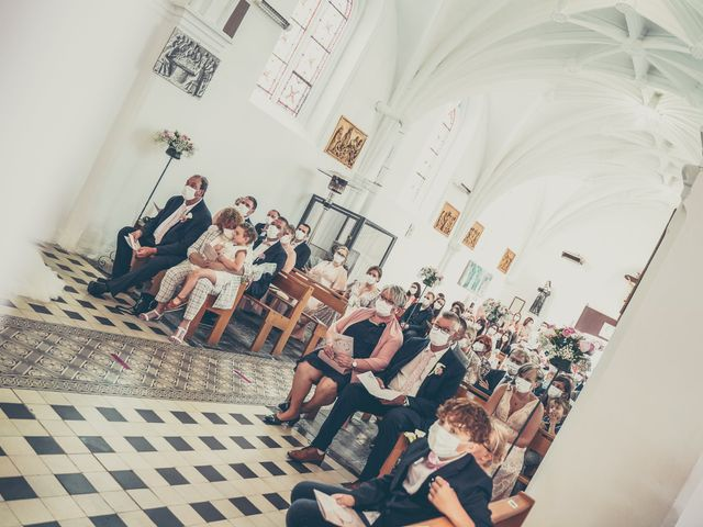Le mariage de Ulrich et Céline à Ranchicourt, Pas-de-Calais 112