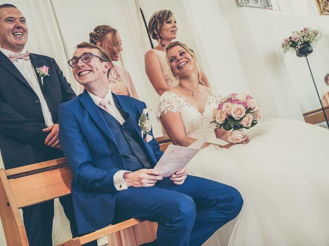 Le mariage de Ulrich et Céline à Ranchicourt, Pas-de-Calais 115