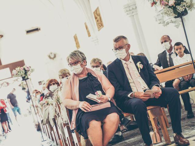 Le mariage de Ulrich et Céline à Ranchicourt, Pas-de-Calais 118