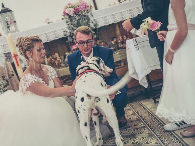 Le mariage de Ulrich et Céline à Ranchicourt, Pas-de-Calais 122