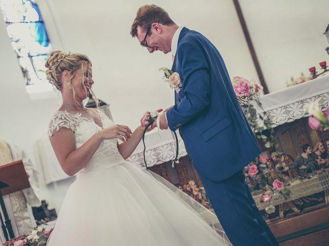 Le mariage de Ulrich et Céline à Ranchicourt, Pas-de-Calais 125