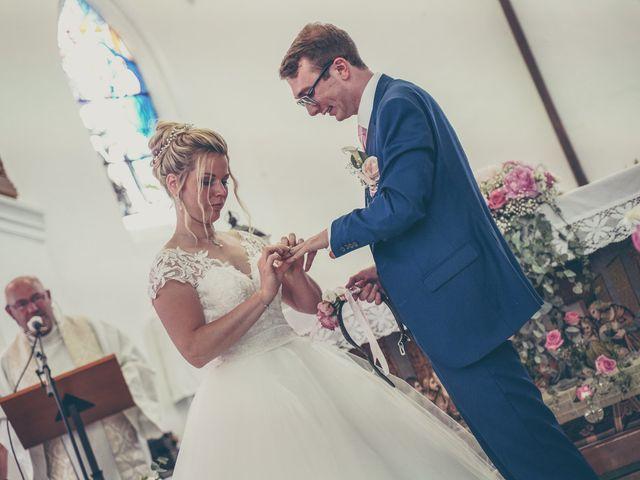 Le mariage de Ulrich et Céline à Ranchicourt, Pas-de-Calais 126