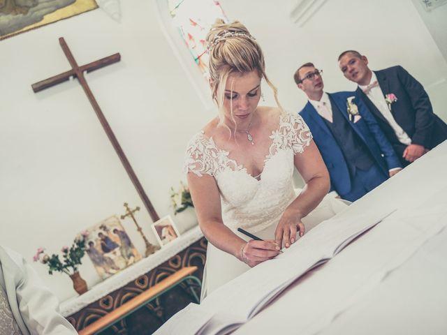 Le mariage de Ulrich et Céline à Ranchicourt, Pas-de-Calais 128