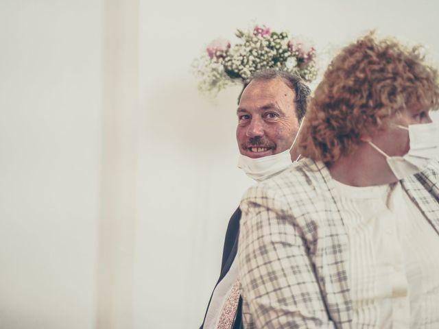 Le mariage de Ulrich et Céline à Ranchicourt, Pas-de-Calais 135