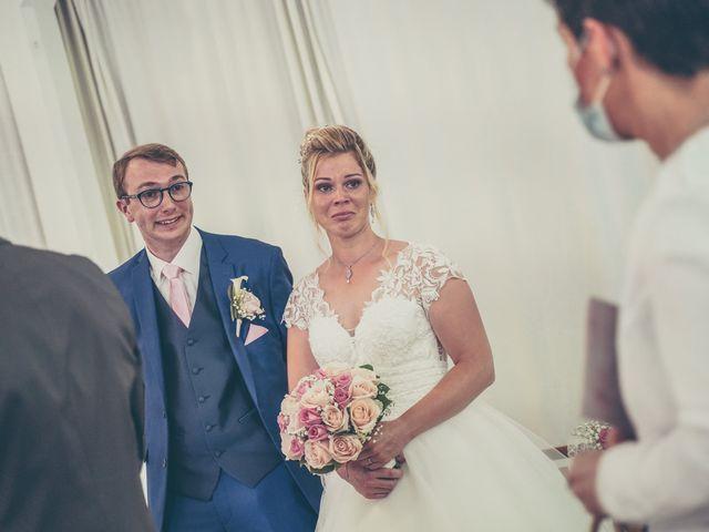 Le mariage de Ulrich et Céline à Ranchicourt, Pas-de-Calais 138