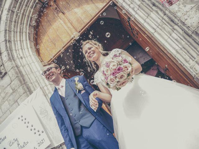 Le mariage de Ulrich et Céline à Ranchicourt, Pas-de-Calais 141