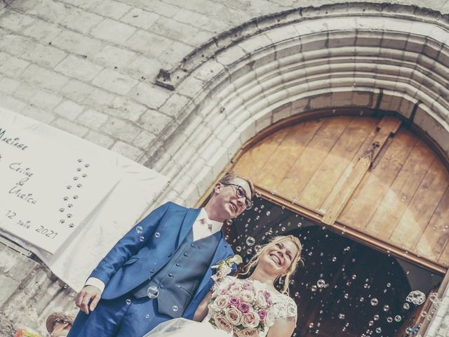 Le mariage de Ulrich et Céline à Ranchicourt, Pas-de-Calais 143