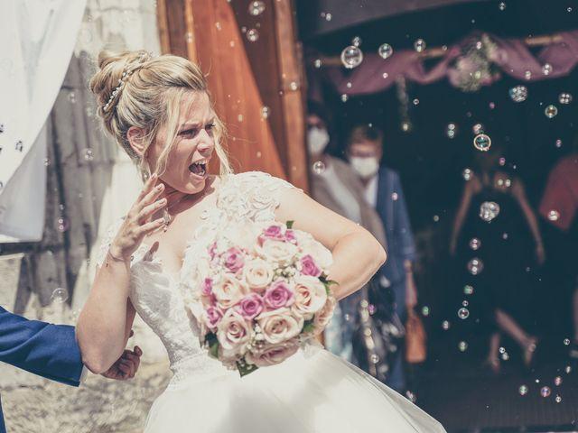 Le mariage de Ulrich et Céline à Ranchicourt, Pas-de-Calais 144