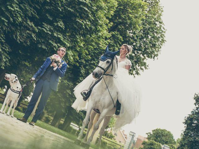 Le mariage de Ulrich et Céline à Ranchicourt, Pas-de-Calais 149