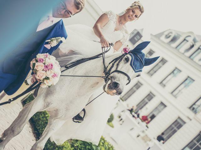 Le mariage de Ulrich et Céline à Ranchicourt, Pas-de-Calais 150